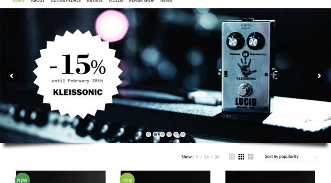 kleissonic.com