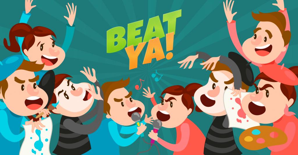 Beat Ya!